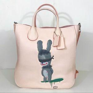Coach x Baseman Tatum Tote Rabbit Limited Edition